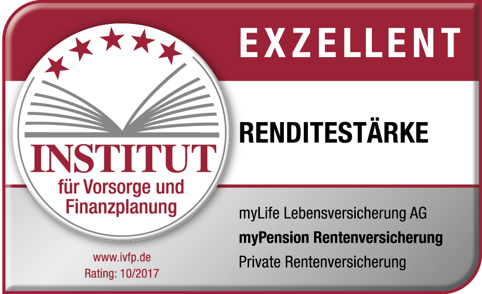 myPension Testsieger bei IVFP